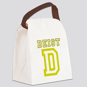Deist Canvas Lunch Bag